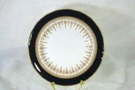 "Royal Worcester Regency Blue Bread Plate 6 1/8""  #21686 - $12.47"