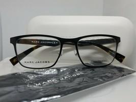 New Marc Jacobs Rx Eyeglasses Frames Marc 202 Stainless Steel Mens Frame 52 eye - $72.74