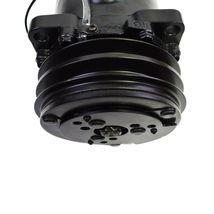 A-Team Performance Sanden 508 Style Black Clutch V-Belt A/C Compressor, Black image 8