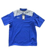 Under Armour Baseball Men's Triumph Cage Jacket Size Small Blue NWT! New! - $44.55