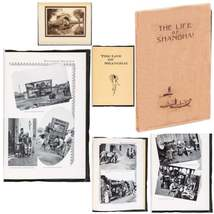the life of shanghai,  very rare  pictorial look at Shanghai 1934    First Editi image 2