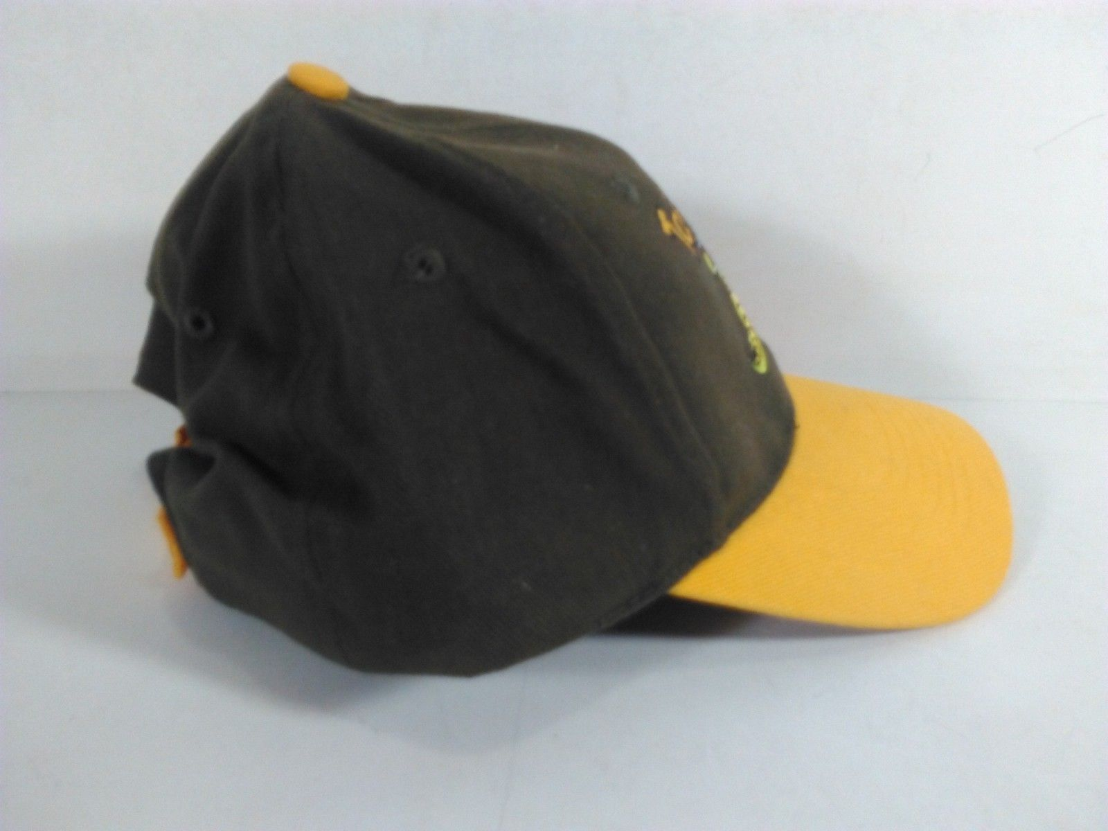 Tailgator Baseball Cap Hat Gators Green Yellow one size fits most