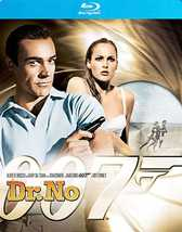 007 James Bond Dr. No [Blu-ray]