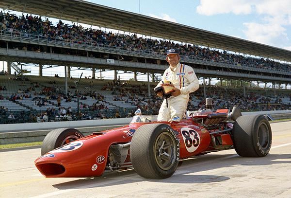 Primary image for Donnie Allison - Indy 500 - 1970 - Photo Poster