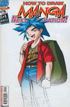 How to Draw Manga: Next Generation #5 VG; Antarctic | low grade comic - save on - $9.25