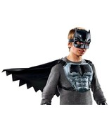 DC Justice League BATMAN Hero-Ready Set ~ Cape, Chest Gear, Cowl Gauntle... - $25.94