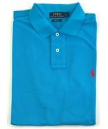 Ralph Lauren Polo Shirt Light Blue XS Extra Small Classic Fit Size Mens - $76.35