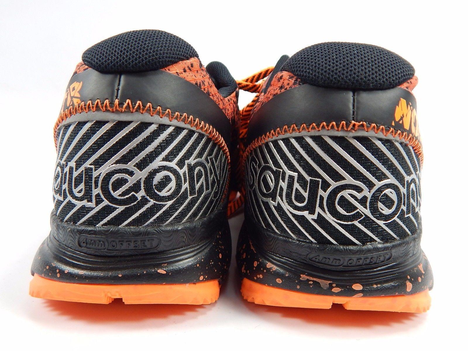 Saucony Nomad TR Men's Trail Running Shoes Sz US 9 M (D) EU 42.5 Red S20287-2