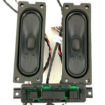 VIZIO D55-F2 Speakers Keypad Button Board with Wire Harness - $19.79