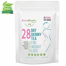 Detox Tea Diet Tea for Body Cleanse - 28 Day Weight Loss Tea, Natural In... - $21.44