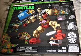 Mega Bloks - Teenage Mutant Ninja Turtles Krang's Rampage Set image 1