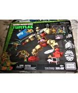 Mega Bloks - Teenage Mutant Ninja Turtles Krang's Rampage Set (new) - $24.25