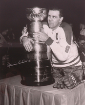 1960 Rocket Richard Maurice Richard Signed Framed 16X20 Certified Photograph - $1,485.00