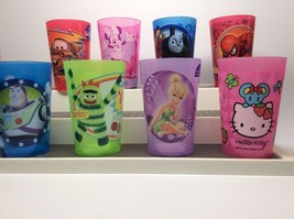 Children's Cups Plastic - $3.00