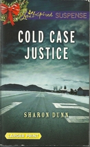 Cold Case Justice Sharon Dunn(Love Inspired Large Print Suspense)Paperba... - $2.25