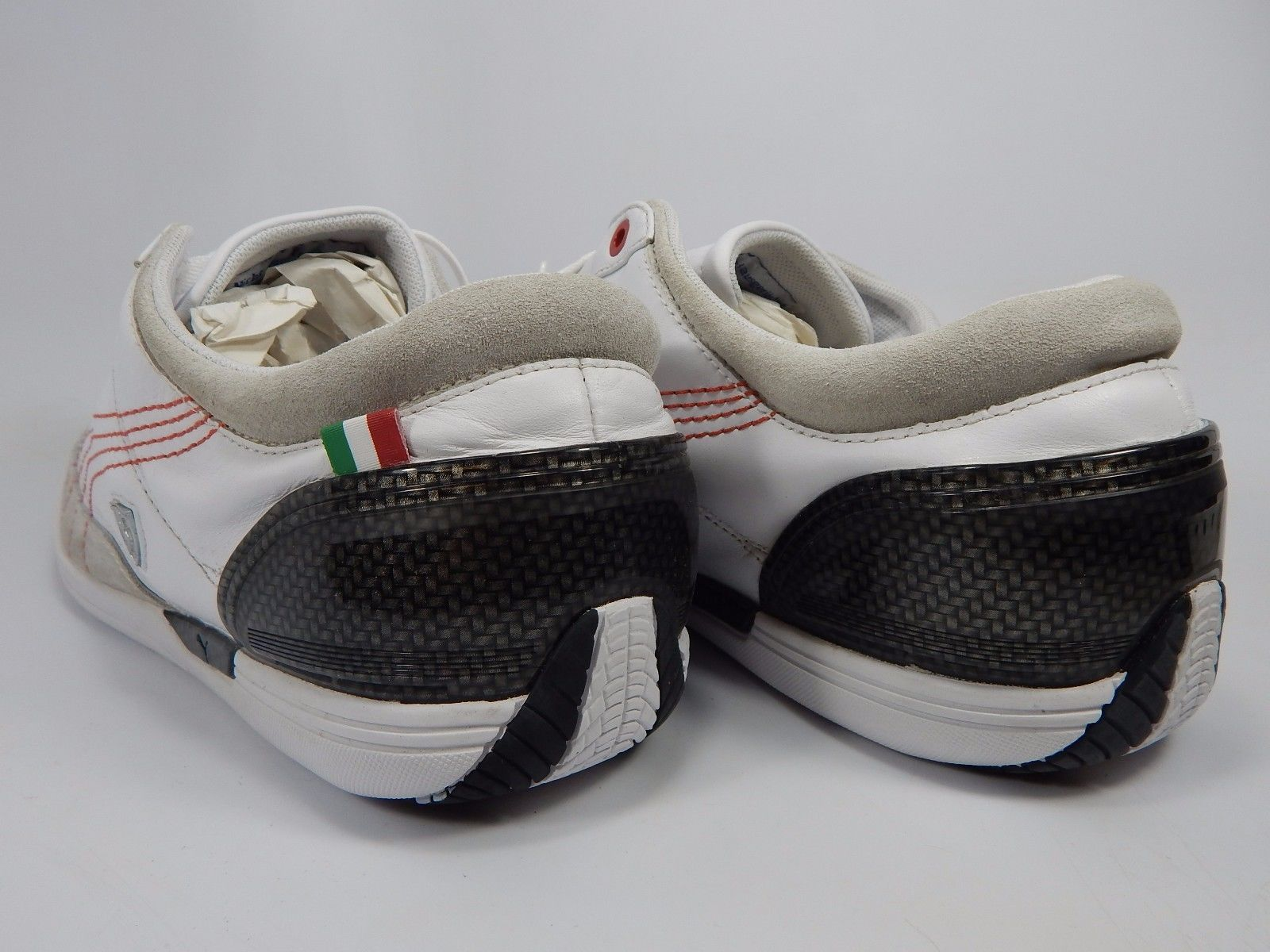 Puma D Force LO Men's Athletic Sneakers Shoes Size US 11.5 M (D) EU 45 White