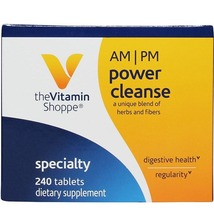 The Vitamin Shoppe AM/PM Power Cleanse, 240 tablet(s) - $59.95