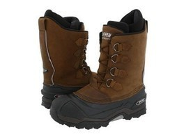 Baffin Control Max Insulated Leather Snow Boots - Mens Color Brown - $3.638,79 MXN