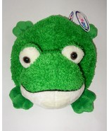 Mary Meyer Flapjack Frog Plush Stuffed Animal G... - $24.97