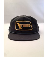 Vintage Virginia Dept of Transportation VDOT Green cap Hat One Size Trucker - $29.02