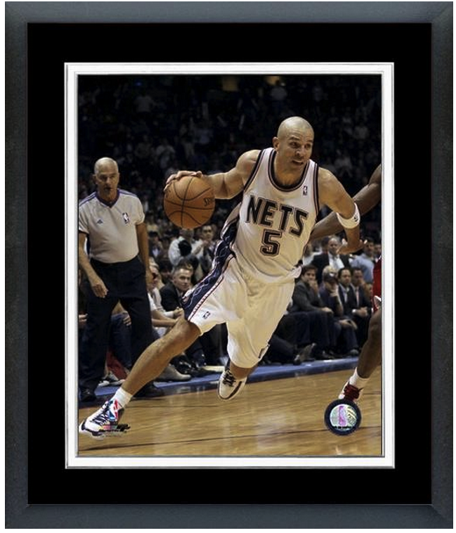 4e4adc68366f Jason Kidd 2006-07 New Jersey Nets - 11 x 14 and similar items.  Snip20150908 5
