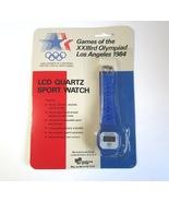 1984 Los Angeles XXIII Olympic Games Running Star Souvenir LA Olympics W... - $6.99