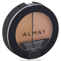 Almay Smart shade CC Concealer - Brightener Medium # 300 by Almay - $10.56