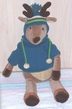 Tassel Deer Bath & Body Works Plush in Knit Sweater & Cap *SALE* - $7.89