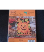 Pumpkin Garden Flag by Hummingbird Haven  - $5.99