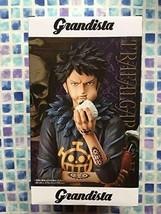 One Piece Grandista THE GRANDLINE MEN TRAFALGAR LOW Trafalgar Law - $45.03