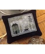 Winter Woods cross stitch kit Chessie & Me   - $27.00
