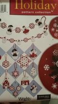 """SIMPLICITY 4385 18"""" CHRISTMAS DECORATIONS USING FELT UNUSED UNCUT TREE C... - $7.00"""