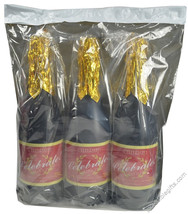 """Champagne Bottle Confetti Party Shooter Compressed Air ( Popper 8"""" (3)  ... - $17.57"""