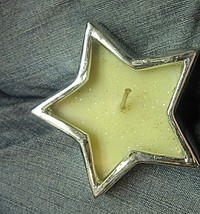 Candle Holder Star - $8.04