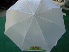 St Josephs Indian School White Souvenir Umbrella South Dakota - $6.92