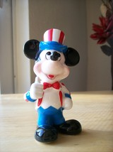 Disney Mickey Mouse Americana Japan Figurine  - $20.00