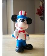 Disney Mickey Mouse Americana Japan Figurine  - $20.00