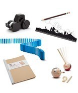 Home Office Boss Desk Set 5 Lot Designer Gifts Pencil Sharpener Card Eco... - $89.00