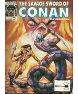 Savage Sword of Conan the Barbarian 180 Marvel ... - $4.99