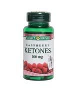 Nature s bounty raspberry ketones  100 mg   60 capsules thumbtall