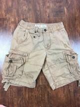 American Eagle Cargo Shorts - Sz 28 - Heavy Cotton Classic Length - $17.90