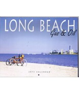 LONG BEACH GAS & OIL 2013 CALENDAR  - $3.95