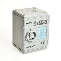 Intelligent Voice Mini Safe and Coin Vault for Kids with Passcode and Al... - $113.33