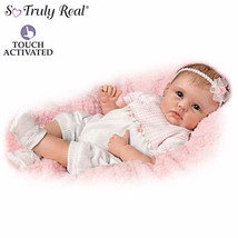 "*So Truly Real ""Olivia's Gentle Touch"" Lifelike Baby Girl Doll* - $186.33"
