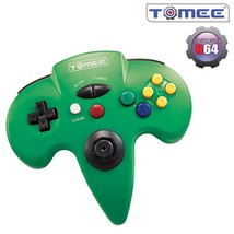 Nintendo 64 Tomee Controller (Green) New In The Box - $11.49
