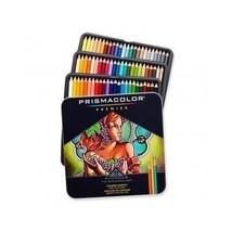 Prismacolor Colored Pencils Premier Soft Core Artists Drawing Set 72 W T... - $94.04