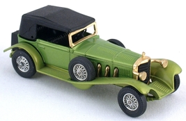 Matchbox Yesteryear Y-16 1928 Mercedes SS Coupe Lesney Diecast 45:1 - $10.00