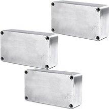 E Support 1590B 115x65x35mm Aluminum Metal Stomp Box Case Enclosure Guit... - $18.80