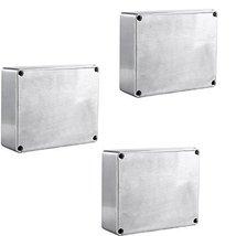 E Support 1590BB Aluminum Metal Stomp Box Case Enclosure Guitar Effect P... - $22.76