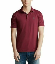 Polo Ralph Lauren Solid Jersey Performance Short-Sleeve Polo Red Men's L - $37.99